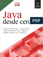 Java Desde Cero