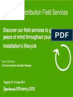 Electrical Distribution Field Services Schneider Electric Brands