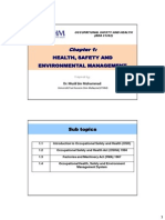 01 Health Safety & Environmental Mgmt