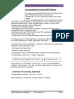 Clarification of Pressurizing Scenarios in PSV Sizing 2