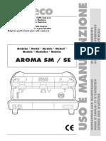 Saeco Aroma SM SE Manual