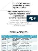 Clase 1 Psicologia Organizacional