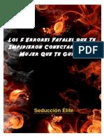 Seduccion Elite Los Fatales