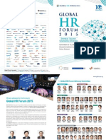 Brochure - Global HR Forum 2015 (Ver. English)