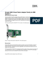 QLOGIC VIRTUAL FABRIC ADAPTER 8200 family for IBM