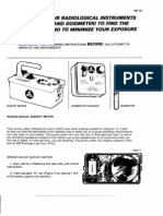 Radiological Instruments Guide (1976)