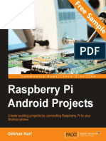 Raspberry Pi Android Projects - Sample Chapter
