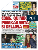 Pinoy Parazzi Vol 8 Issue 116 September 23 - 24, 2015