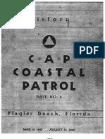 Coastal Patrol Base 5 History