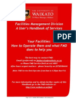 Facilities Fmd Handbook