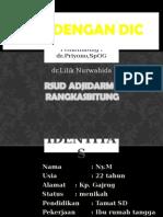 Case Hpp Dengan Dic Lilik