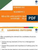 Igc 1 Element 2 Omct