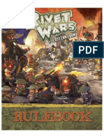 Rivet Wars - Vf