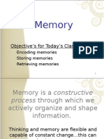 Lecture9 Memory