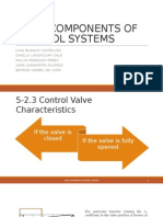 Basic Components of Control Systems
