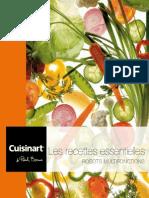 Cuisinart-Les Recettes Essentielles