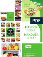 ActiFry Recipe Book French 2012