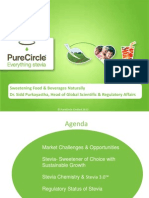 PureCircle - 9 April 2015 - Sidd - To Share