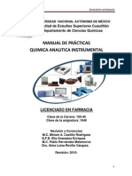 Manual q. a. Instrumental Farmacia