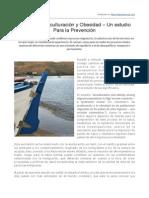 Inmigracion y Obesidad - Un Estudio Para La Prevencion