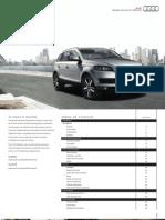 Manual Audi Q7