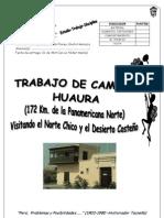 Salida de Campo Norte Chico