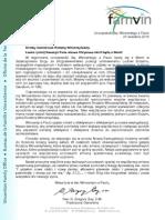[POL] Przełożony Generalny do Rodziny Wincentyńskiej— uroczystość SVP 2015