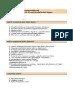 Microsoft Word - Ipotesi Di Competenze Professionali 30.11.2010