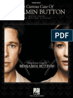 The Curious Case of Benjamin Button for Piano Solo