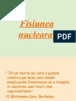 Fisiunea Nucleara.