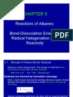 Radical Halogenation