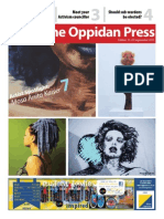 The Oppidan Press - Edition 10 - 2015