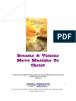 Dreams & Visions Move Muslims to Christ