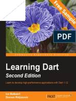 Learning Dart - Second Edition - Sample Chapter