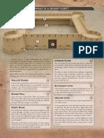 Desert Fort Rules