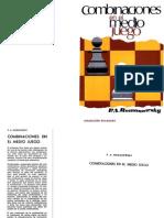 Combinaciones en El Medio Juego- Romanowsky