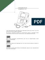 Manual TOMEY AL 100