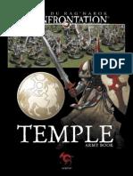 Army Book Griffon Confrontation 4 AdR