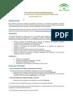 Bases Movilidad Andaluza 2015