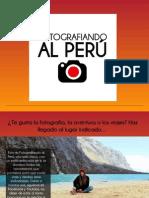 Fotografiando al Perú