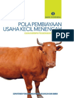 Pola Pembiayaan Usaha Kecil Menengah - Penggemukan Sapi Potong.pdf