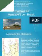 Exposicion Frontera Brasil-Venezuela.