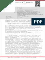 Decreto 60 12 Mayo 2012
