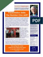 Dutch Vietnam Management Supporter no. 39