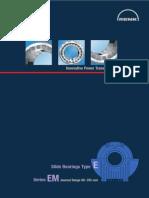 Slide Bearings Type E Series EMASD