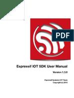 2a-Esp8266 Iot Sdk User Manual en v1.3