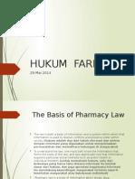 Hukum Farmasi