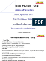 Aula1-Processos Industriais