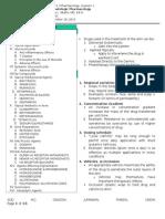 B10Ph01 - Dermatologic Pharmacology