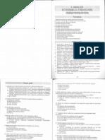 Teste Grila Pentru Licenta - Administrarea Afacerilor - Partea I